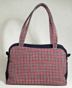 red & navy day bag by katherine emtage (2)