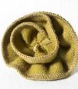 Katherine Emtage Chartreuse Corsage Harris Tweed 4