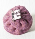 Katherine Emtage Heather Corsage Harris Tweed Reverse