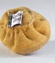 Katherine Emtage Mustard Corsage Harris Tweed 2