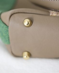 Katherine Emtage Freda Day Bag base detail