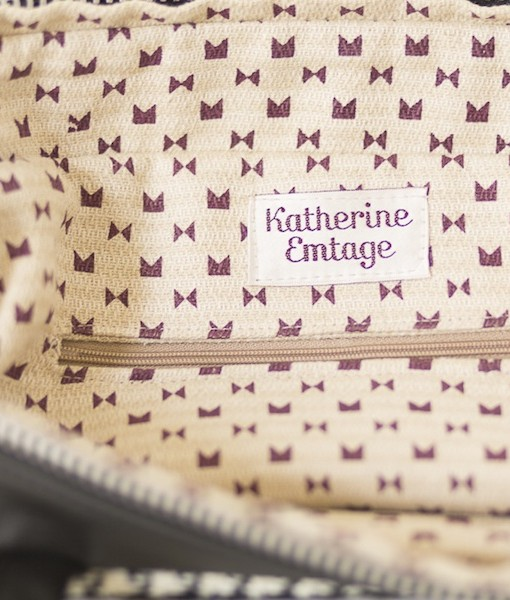 Katherine Emtage Elsie Day Bag detail