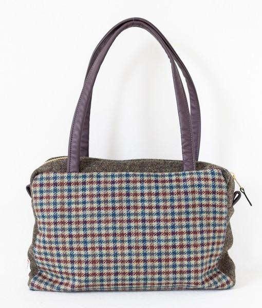 Katherine Emtage Elsie Day Bag limited edition front green brown